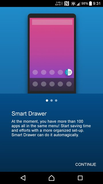 smart app drawewr