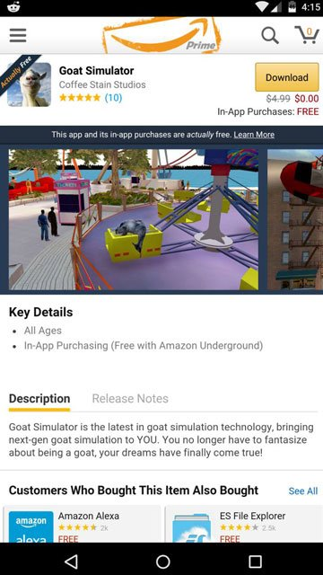 How to Install Amazon App Store on Android | DroidViews