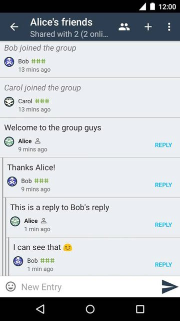 Briar messaging app uses the Tor network to keep your conversations private