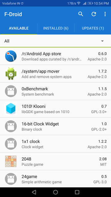 5 Amazing Android Apps That You Won't Find On The Google Play Store
