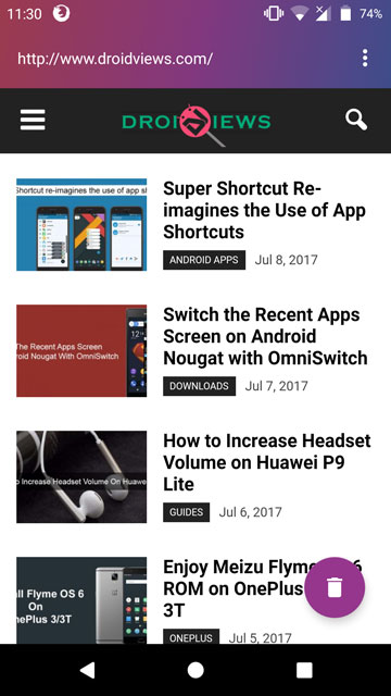 5 Unique Android Browsers