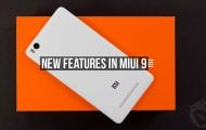 New Features In MIUI 9