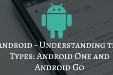 Android One and Android Go