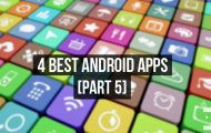 4 Best Android Apps