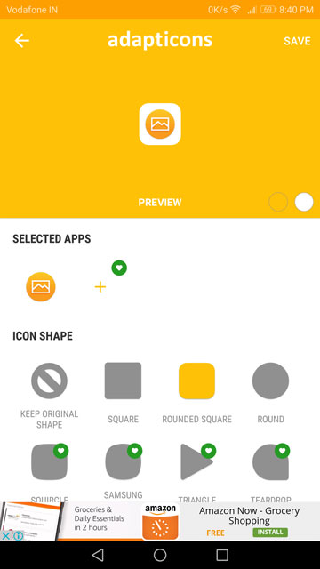 Get Android O's Adaptive Icons on Android 5.0+ Devices With Adapticons