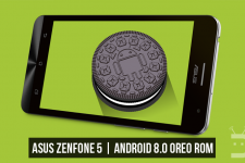 Android 8.0 Oreo AOSP ROM on ASUS Zenfone 5