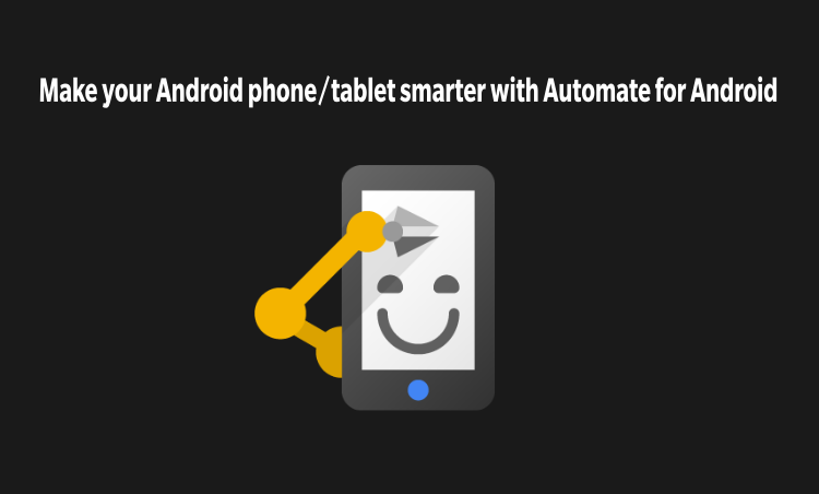 Automate app for Android