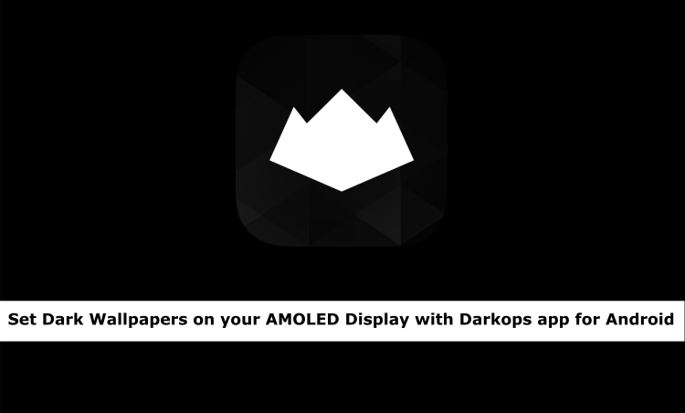 Darkops app for Android
