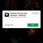 Darkops apps ad removal payment