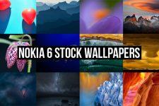 Nokia 6 2018 - Stock Wallpapers - Droid Views