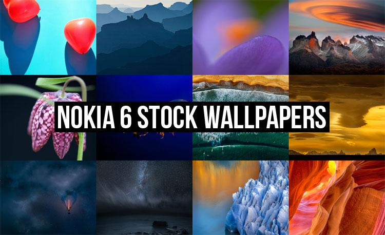 Nokia 6 (2018) Wallpapers: Download Nokia 6 And Nokia 6 2018 Stock Wallpapers