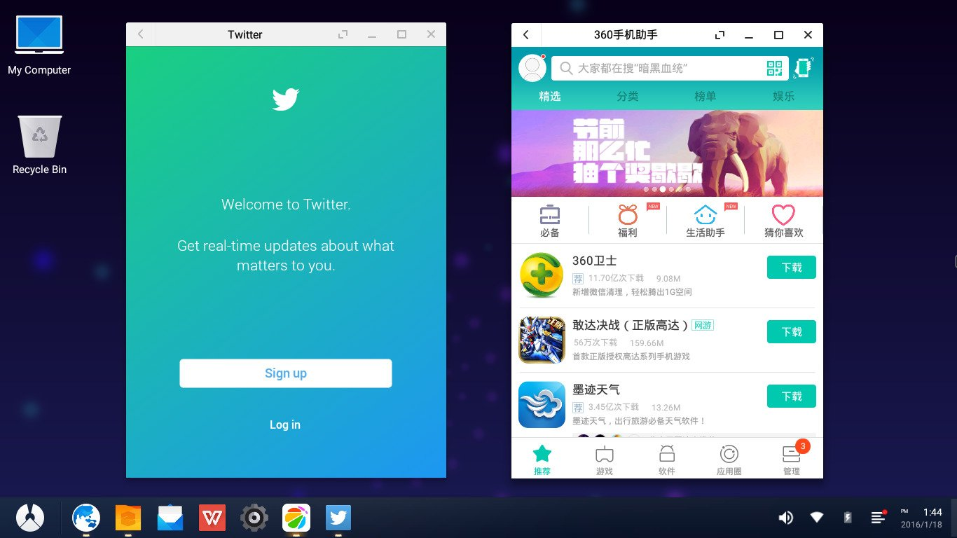 Enjoy A Desktop Android Experience With Phoenix OS