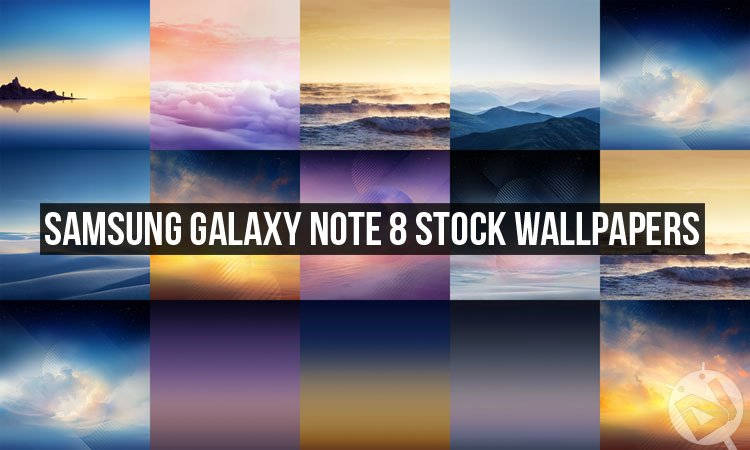 Download Official Samsung Galaxy Note 8 Stock Wallpapers Droidviews