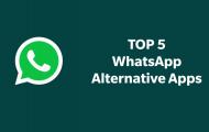 Top 5 WhatsApp alternatives