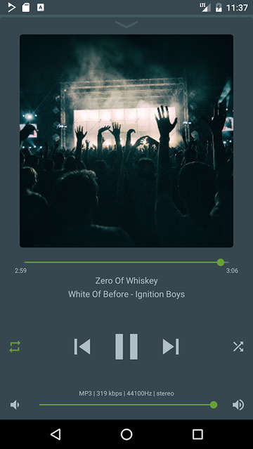 DDB2 - a Powerful Music Player for Android You Must Try | DroidViews