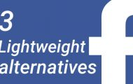 3 Lightweight Facebook App Alternatives