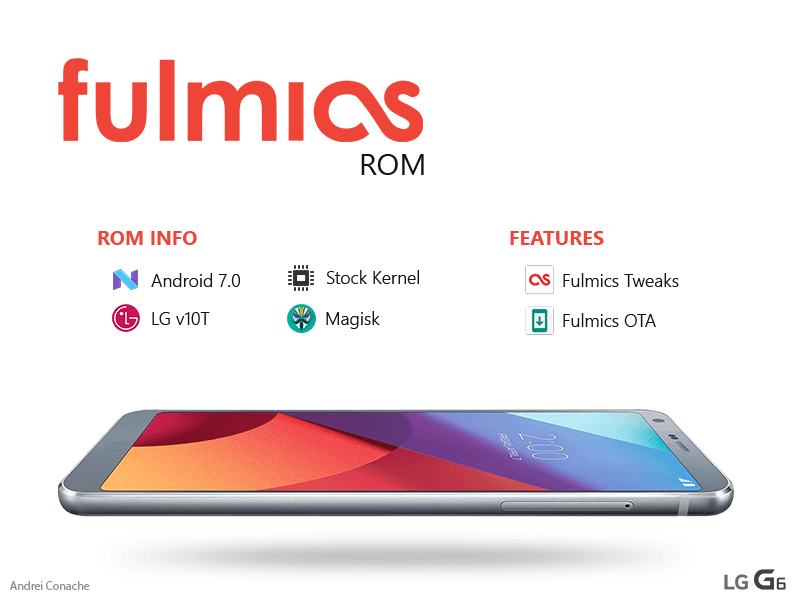 List of 5 Best Custom ROMs for LG G6 | DroidViews