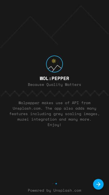Wolpepper app review