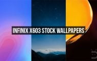 Infinix X603 Stock Wallpapers