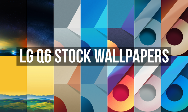 Download LG Q6 Stock Wallpapers | DroidViews