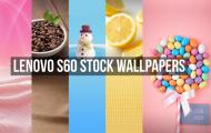 Lenovo S60 Stock Wallpapers