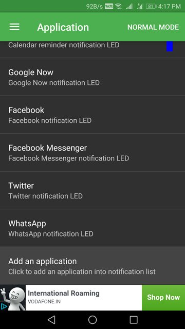 How To Customize The Notification LED on Android