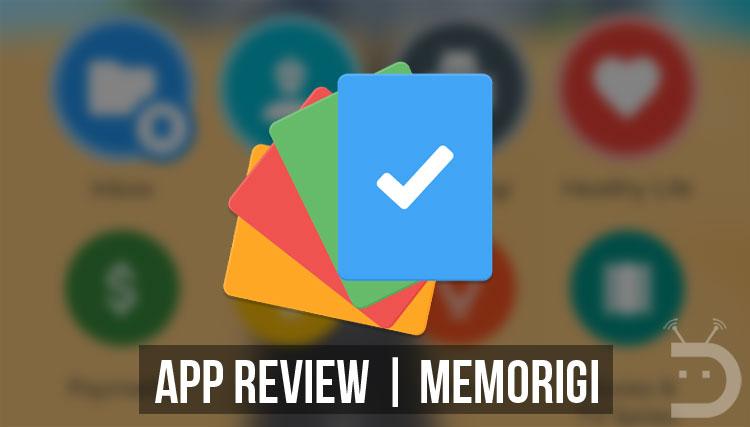 Memorigi: Todo List, Task List App