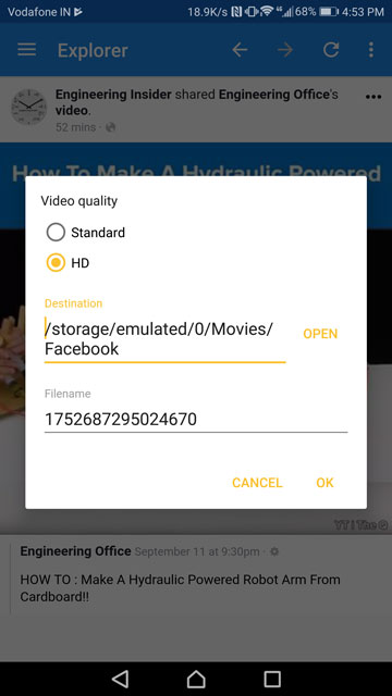 How To Download Videos From Instagram, Facebook And Twitter On Android