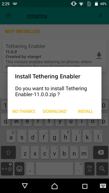 How To Use Android's Built-in Tethering Even If Your Carrier Blocks It