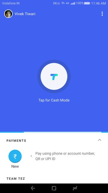 Turn Your Phone Into A Debit Card With Google's Tez