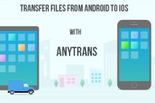 Transfer Files from Android to iOS Using AnyTrans