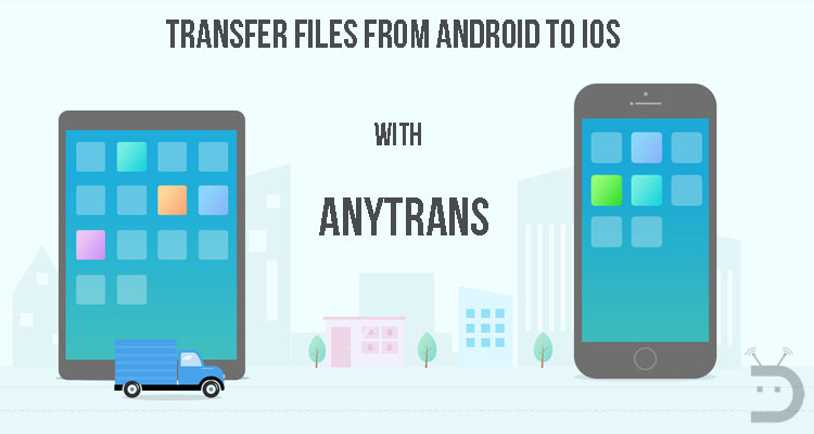 anytrans transfer messages from computer to iphone