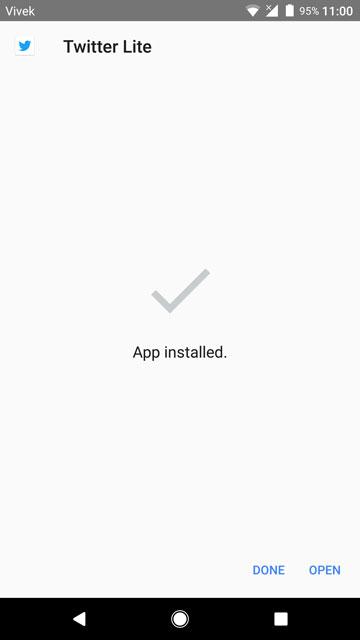 Twitter Finally Has An Official Lite App - Twitter Lite [Download APK]