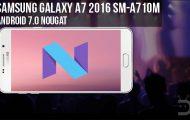 Update Samsung Galaxy A7 2016 SM-A710M