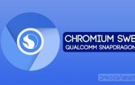 Chromium SWE Web Browser