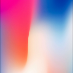 iPhone X Stock Wallpaper
