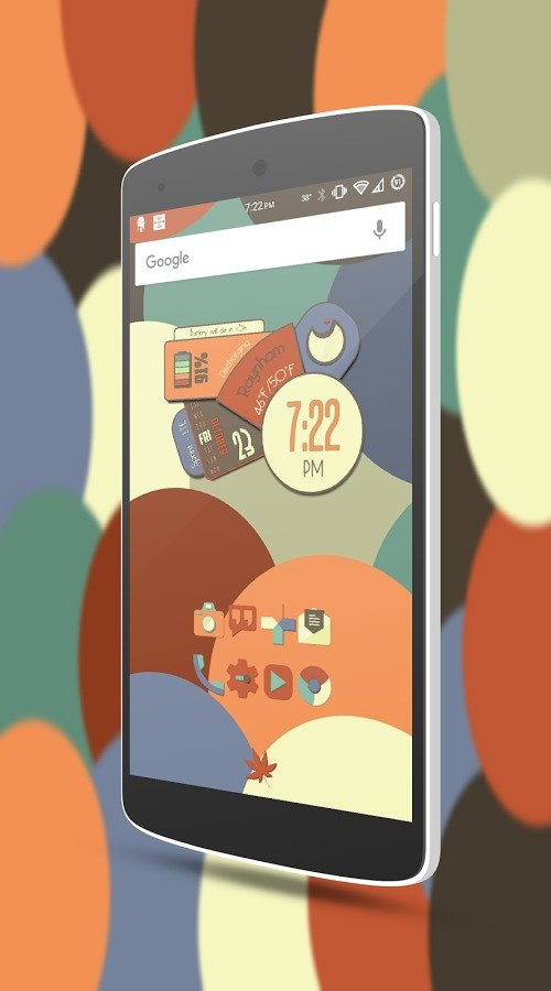 Give Your Home Screen A Pinch Of Fancy With These Amazing Zooper Widget Skins