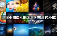 Gionee M6S Plus Stock Wallpapers