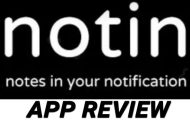 Notin App for Android