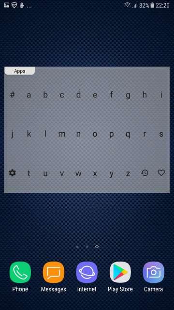 launchboard widget