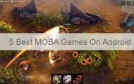5 Best MOBA Games On Android