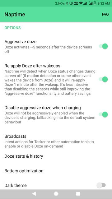 Naptime Actually Helps Conserve Battery on Android | DroidViews