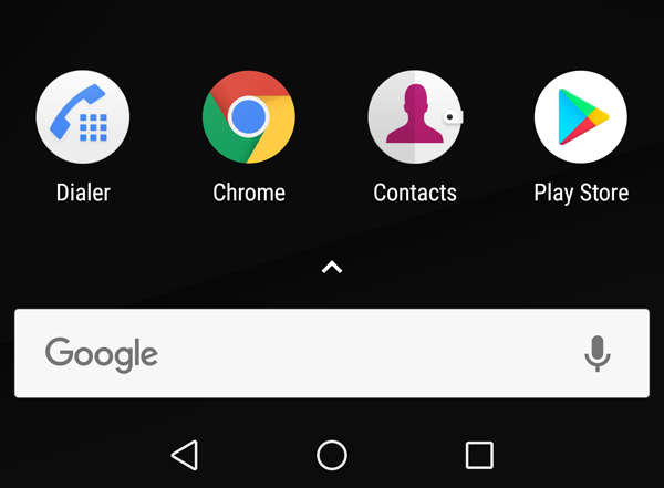 Pixel 2 Look on Android