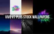 Vivo V7 Plus Stock Wallpapers