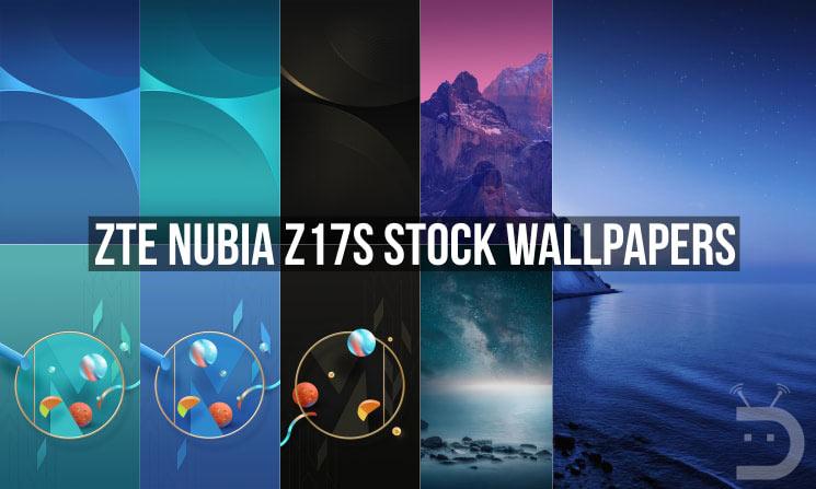 ZTE Nubia Z17S Stock Wallpapers