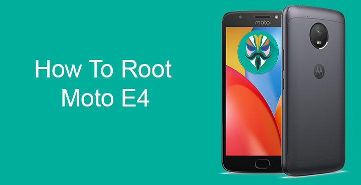 How to Root Moto E4 and Install TWRP Recovery | DroidViews
