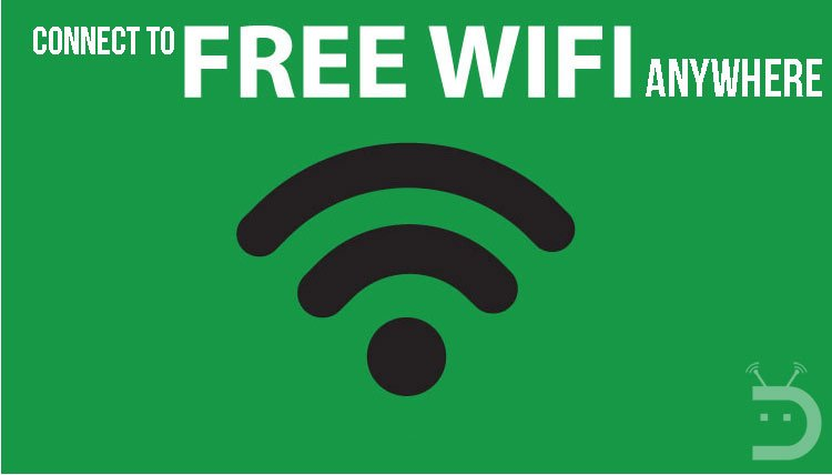Connect to Free WiFi Anywhere