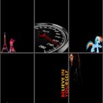 Custom AOD app image selection options