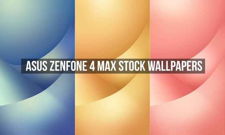 Download Asus Zenfone 4 Max Stock Wallpapers