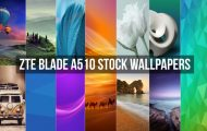 Download ZTE Blade A510 Stock Wallpapers